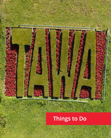 Tawa things to do